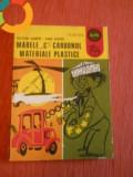 MARELE C - CARBONUL MATERIALE PLASTICE DE VICTOR LAIBER,DAN DAVID,COLECTIA ALFA 1979,159 PAG,STARE FOARTE BUNA