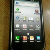 Samsung galaxy S1 - Telefon mobil Samsung Galaxy S, Negru, 8GB