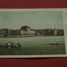Carte postala ZURICH - Stadttheater & Utoquai