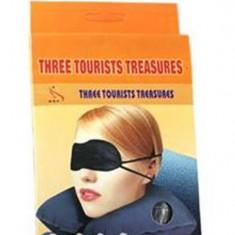 Trei comori turistice