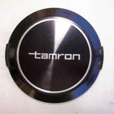 Capac frontal obiectiv Tamron filet 55mm - Capac Obiectiv Foto