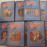 Vand set 9 dvd-Thunderbirds-originale, netraduse - Film serial Altele, Aventura, Engleza
