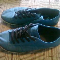 Tenesi albastri nr 43 - Tenisi barbati, Culoare: Bleu, Bleu