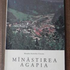 Monahia Eustochia Ciucanu - MANASTIREA AGAPIA