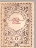 (C3806) ISTORIA IEROGLIFICA DE DIMITRIE CANTEMIR, EDITURA JUNIMEA, SCRIRES, 1988, POSTFATA DE ELVIRA SOROHAN