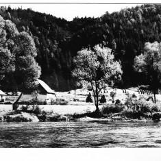 Bnk cp Peisaj pe Valea Muresului linga Toplita- circulata