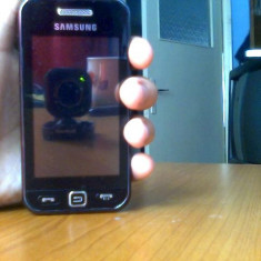 Telefon mobil Samsung S5230 Star Black - Telefon mobil Samsung Star S5230, Negru, Neblocat