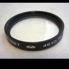 Filtru-lentila aditionala-proxar rusesc filet de 46 mm
