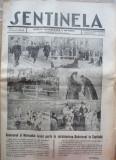 Sentinela , gazeta ostaseasca a natiunii , nr. 4 , 11 ianuarie 1942 , razboiul din est , Regele si Maresalul Ion Antonescu la sarbatorirea Bobotezei