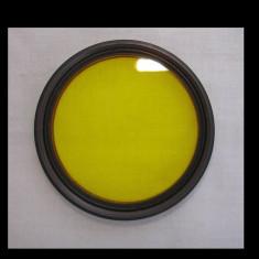 Filtru galben rusesc filet 46 mm - Filtru foto, 40-50 mm, Altul