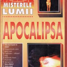 MISTERELE LUMII. APOCALIPSA