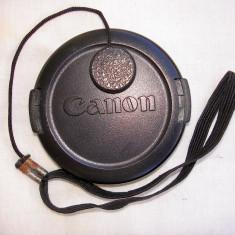 Capac frontal obiectiv Canon 52 mm - Capac Obiectiv Foto
