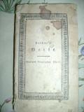 Johann Gottfried Herder - Werke Zur Philosophie und Geschichte Despre filosofie si istorie Herder's 1822 germana filosofia istoriei istoria filozofie, Alta editura