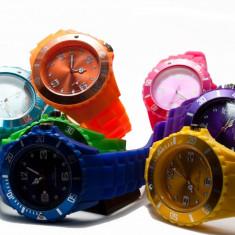 Ceas Silicon - Ceas copii Swatch