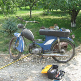 Vand motoreta Carpati