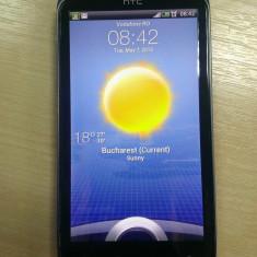 Vand/schimb htc sensation z710e impecabil - Telefon mobil HTC Sensation, Negru, Neblocat