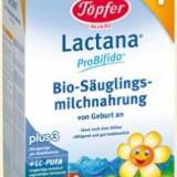 Lactana 1 TOPFER - Lapte praf bebelusi Altele, De la 0 luni