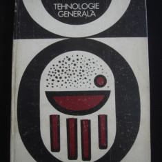 VACU SILVIA - TEHNOLOGIE GENERALA {1968}