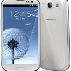 Samsung galaxy s3 peble blue - Telefon mobil Samsung Galaxy S3, Albastru, 16GB, Neblocat, Quad core, 2 GB