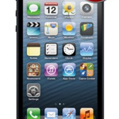 iPhone 5 Apple urgent, Negru, 16GB, Neblocat