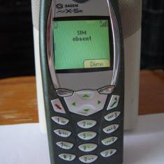 Sagem MY X-5m my x5v decodat orice retea- telefon simplu cu butoane, Rosu, Nu se aplica, Neblocat, Fara procesor