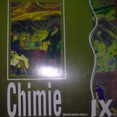 "Luminita Ursea - Chimie manual clasa a IX a ""4325"", Clasa 9, Alta editura"