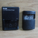 BATTERY CHARGER -INCARCATOR FOTO KODAK K 5600 OUPUT4,2V-650mA