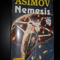 Nemesis-Asimov - Roman