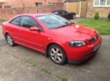 Dezmembrez Opel Astra G BERTONE