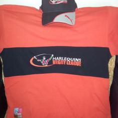 Tricou+sapca Harlequins RL - Echipament rugby