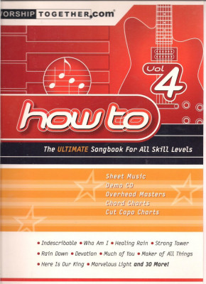 5A-HOWO THE ULTIMATE SONGBOOK FOR ALL SKILL LEVELS-ghid de chitara foto