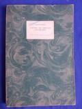 ILARIE CHENDI - SCHITE DE CRITICA LITERARA - PRIMA EDITIE -  BUCURESTI - 1924