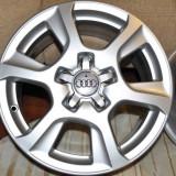 JANTE AUDI A4 B8 16 INCH - Janta aliaj Audi, Latime janta: 7, Numar prezoane: 5, PCD: 112
