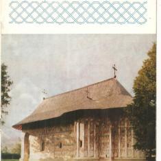 (C3760) BISERICA HUMOR, EDITATA DE MITROPOLIA MOLDOVEI SI SUCEVEI, 1971