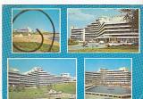Cumpara ieftin Aurora, hotel Cristal, Opal, Rubin, vedere carte postala circulata 1977