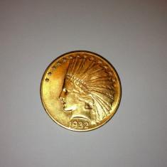 Moneda Aur 10$ United States of America