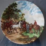 Farfurie decor Bavaria, Farfurii