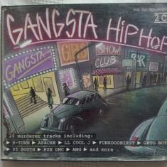 Cd muzica gangsta hip hop - Muzica Hip Hop