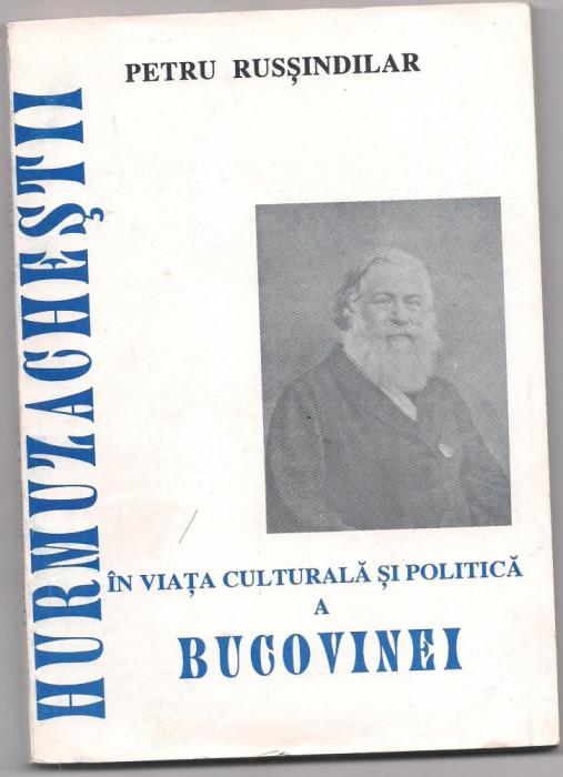 2A PETRU RUSSINDRILAR-Hurmuzachestii in viata culturala si politica a Bucovinei