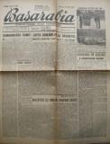 Ziarul Basarabia , Duminica , 25 Iulie , 1943 , Frontul de Rasarit , Chisinau , Generalul Vlasov