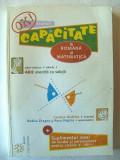 """OK! EXAMEN DE CAPACITATE LA ROMANA SI MATEMATICA. 482 exercitii cu solutii ; mini-sinteze"", C. Nedelea / R. Dragos / A. Negrea, 2001. Carte noua, Alta editura"