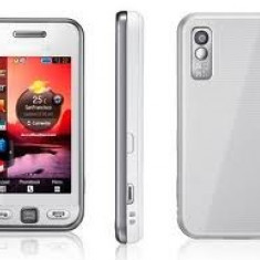 SAMSUNG S5230 - Telefon mobil Samsung Star S5230, Alb, Neblocat