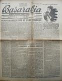 Ziarul Basarabia , Duminica , 17 Octombrie , 1943 , Frontul de Rasarit, Alta editura