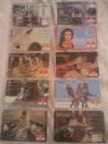 Lot 20 cartele telefonice Vodafone din toata Europa, exclus Romania + folie de plastic + taxele postale = 30 roni