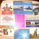 CALENDARE DE BUZUNAR PENTRU COLECTIE DIN 2009-2013 - Calendar colectie