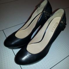 Vand pantofi GUESS noi-nouti - Pantof dama Guess, Culoare: Negru, Marime: 40, Negru