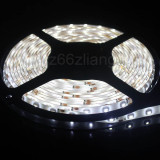 Banda LED ALB RECE XENON REZISTENTA APA SMD 3528 60 LED m 5m auto amenajari 2835, EuropeAsia