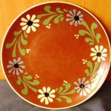 Farfurie - antica / decorativa / de colectie - ceramica  - Germania