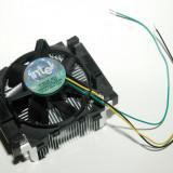 Cooler original Intel P4 socket 478 miez cupru