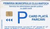 Card Plata Parcari cu cip